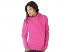 Ladies Hooded Sweat Jacket